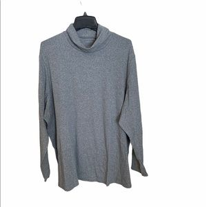 Lane Bryant grey turtleneck size 26/28